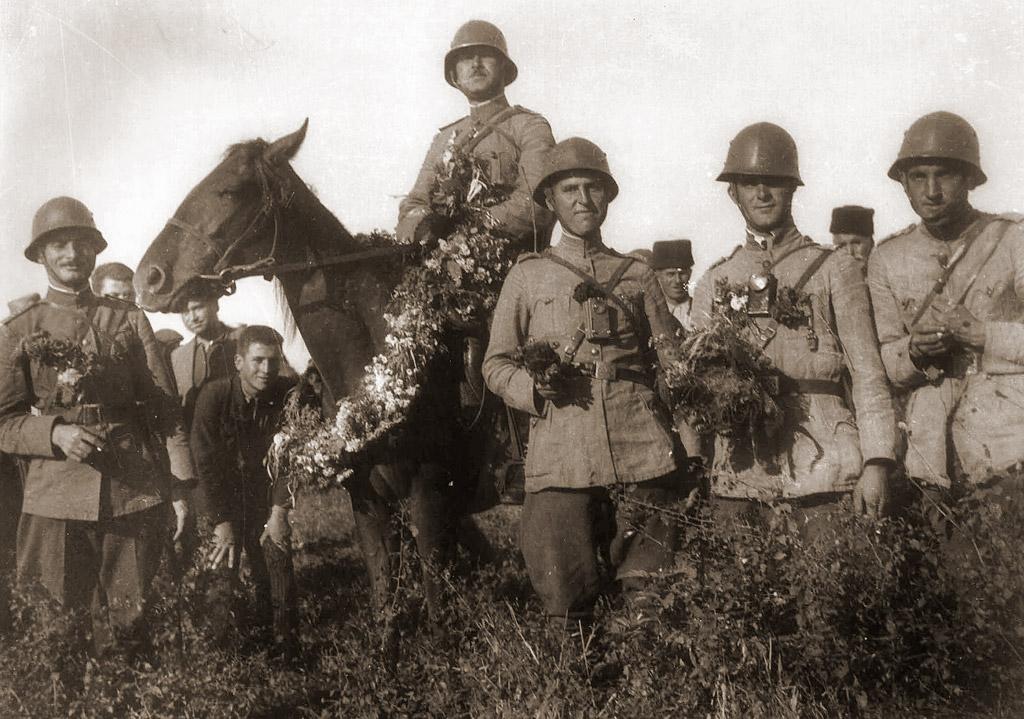 Когато дойдоха българите…