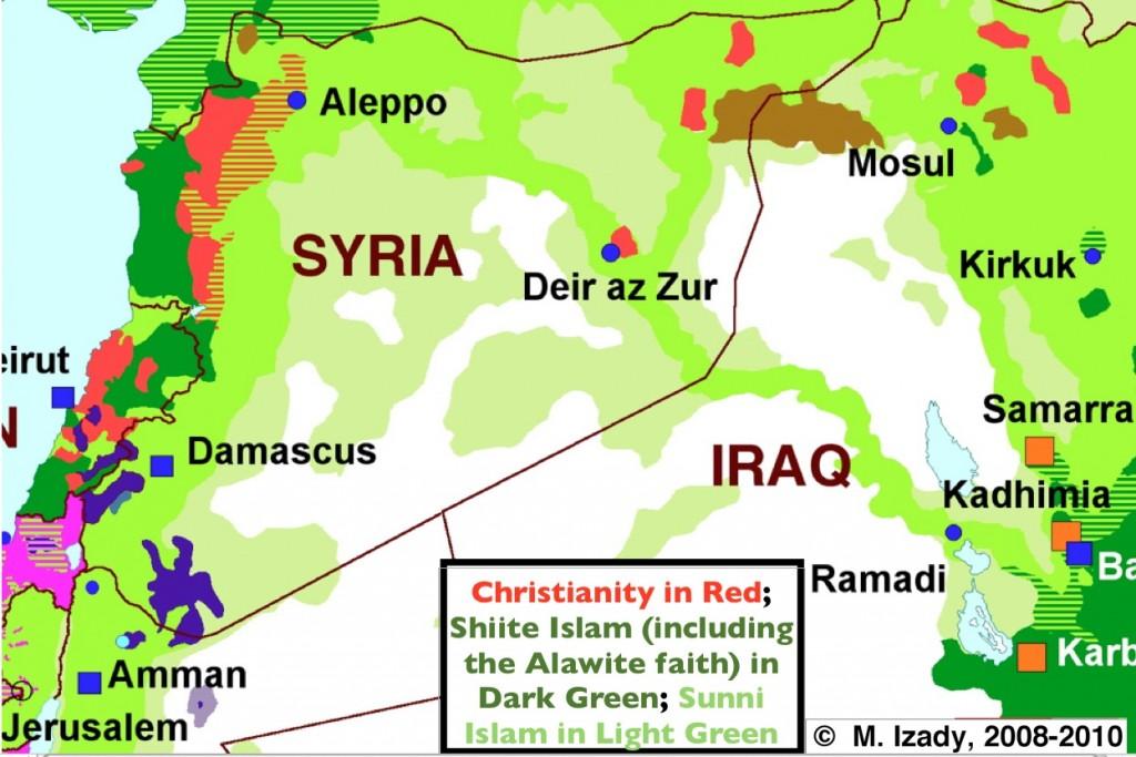 Войната в Сирия – друг поглед