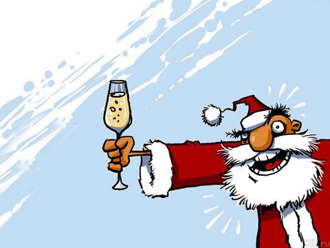 За Баба Коледа и Дядо Марта