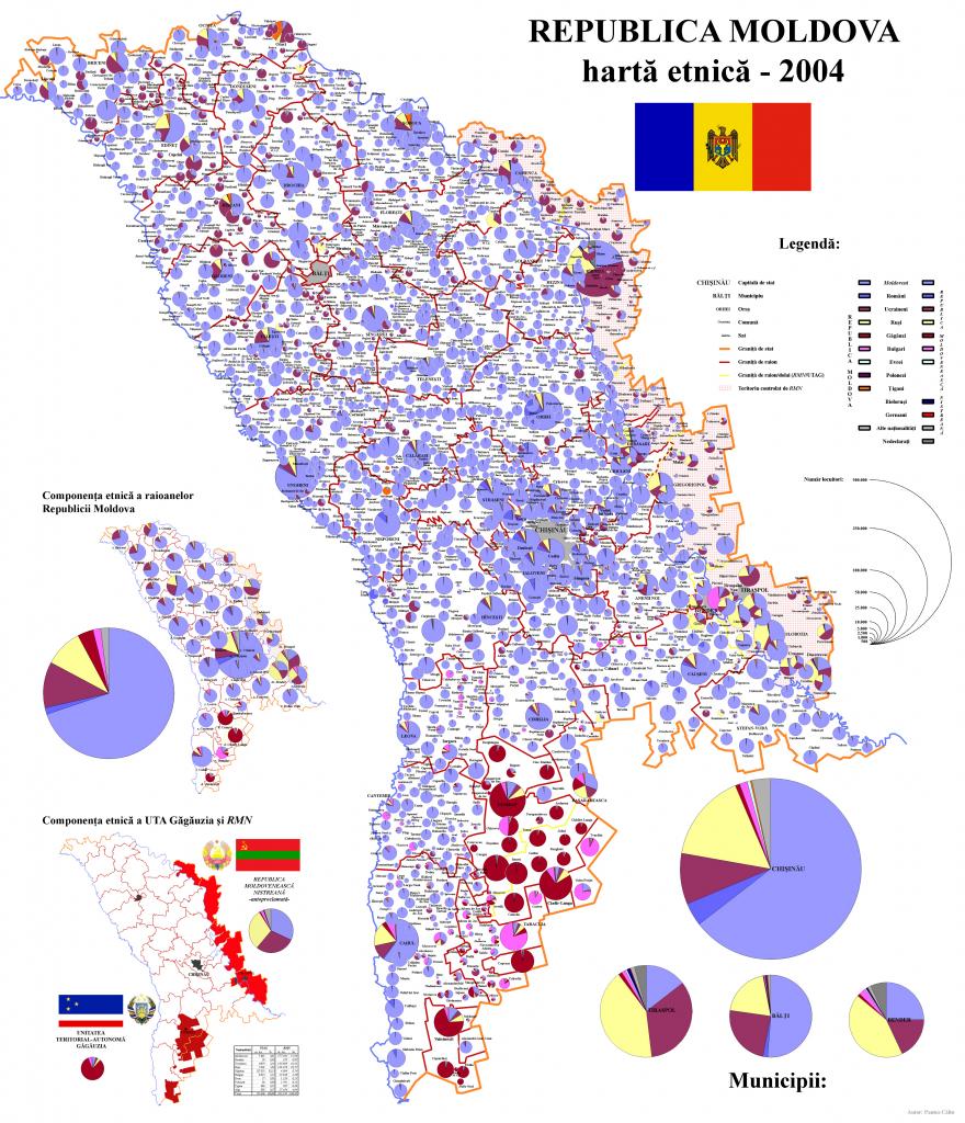 Европеизация или румънизация очаква българите в Молдова?