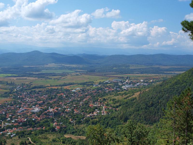Врабево е България
