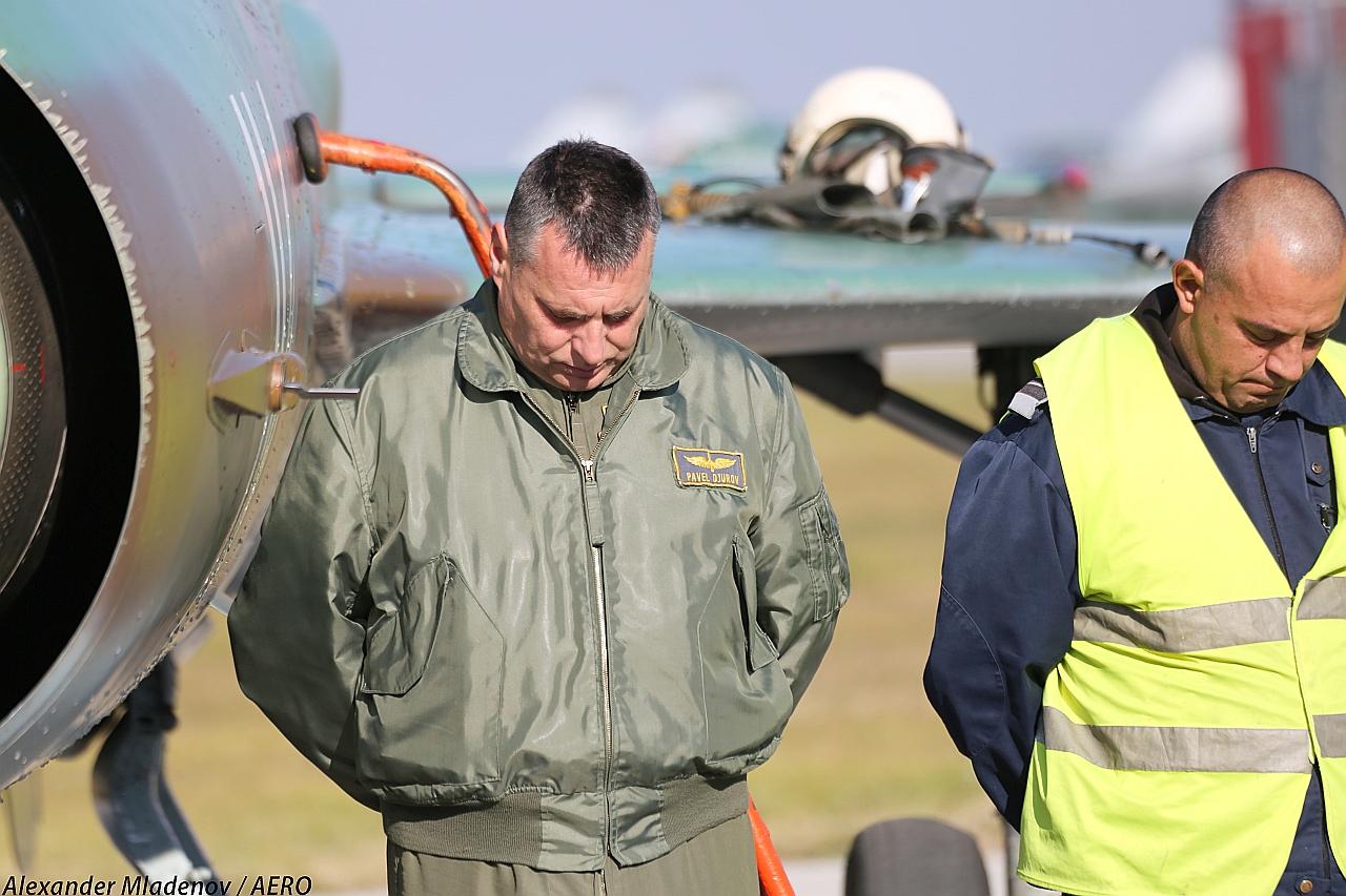 Помен за българската военна авиация